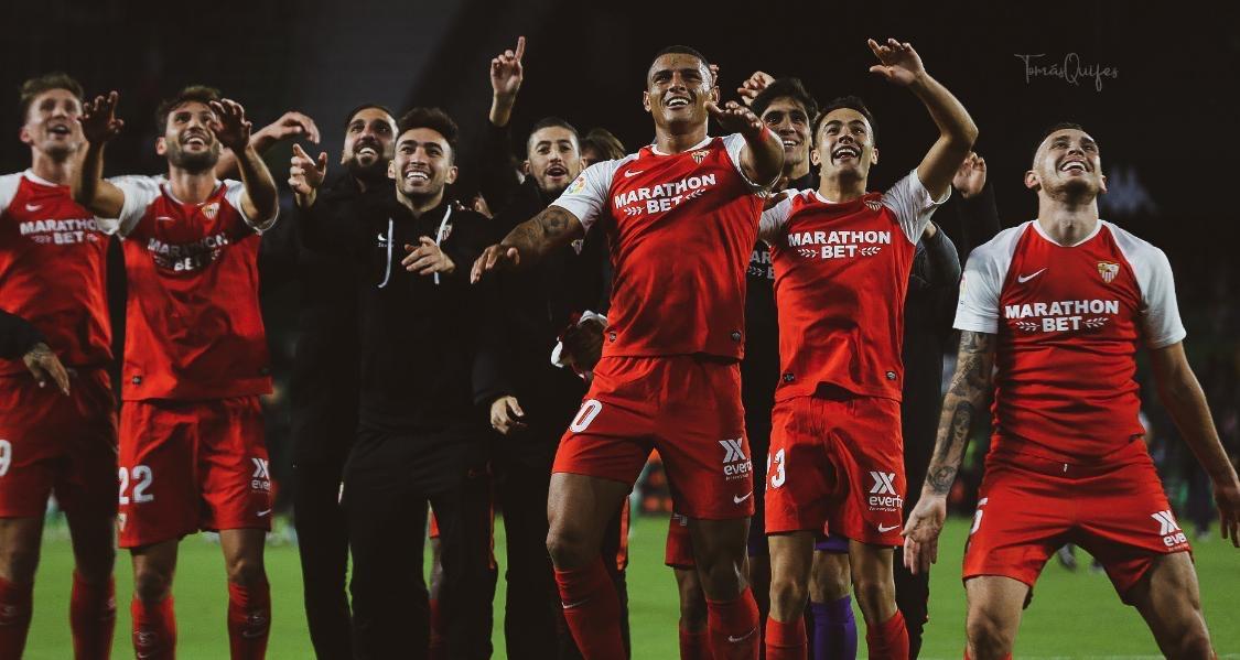 1×1   Real Betis – Sevilla FC