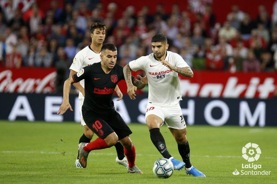 Crónica | Sevilla FC 1-1 Atlético de Madrid