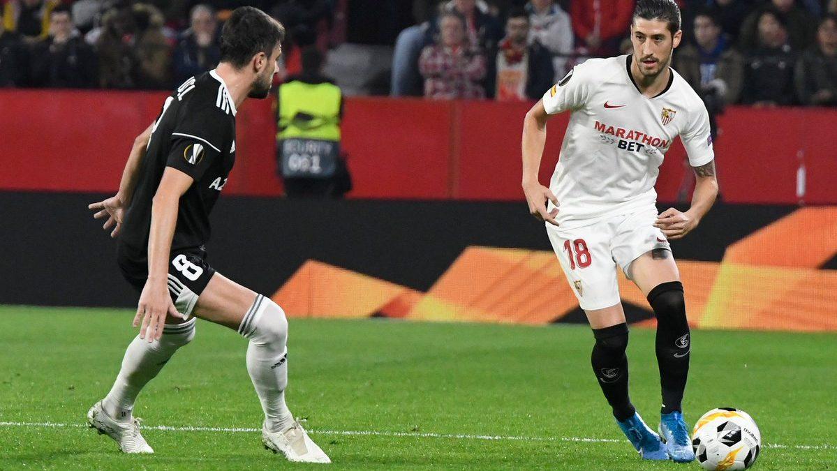 Crónica | Sevilla FC 2-0 Qarabag FK