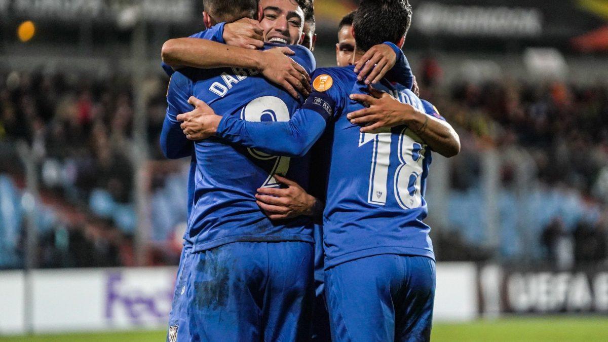 El Post-Partido (16)   F91 Dudelange 2-5 Sevilla FC
