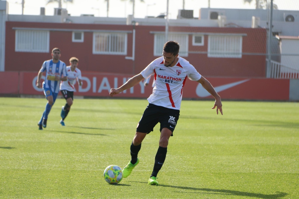 Crónica | Sevilla Atlético 1-1 Formac Villarrubia CF