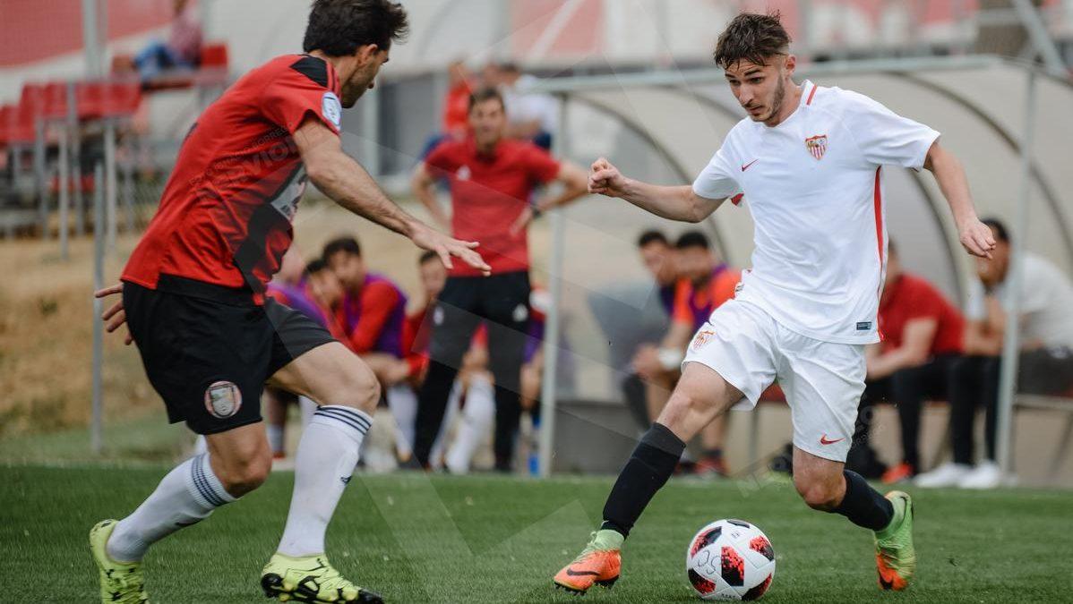Crónica | Sevilla FC C 2-1 CD Gerena