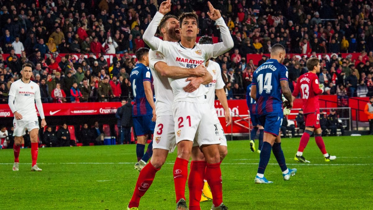 Crónica | Sevilla FC 3-1 Levante UD