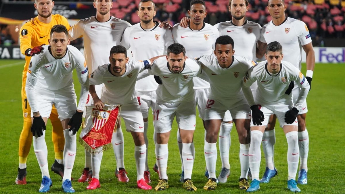1×1 | CRF Cluj – Sevilla FC