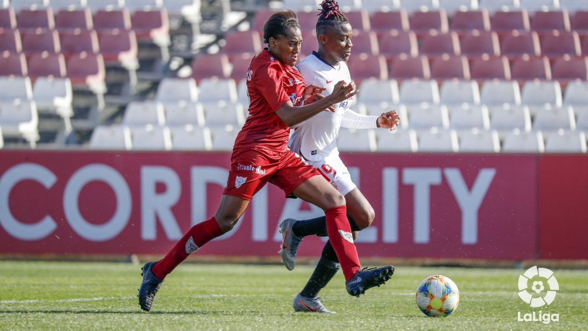 Crónica | Sevilla FC Femenino – EDF Logroño