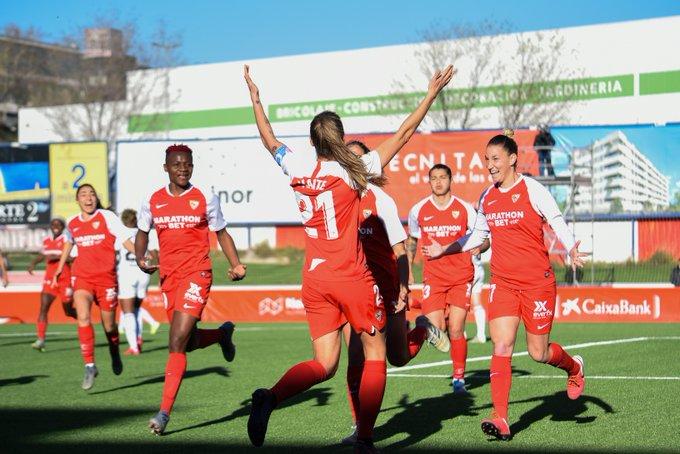 Crónica l Madrid CFF – Sevilla FC