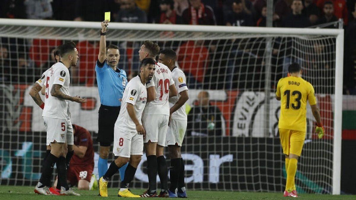 Análisis arbitral | Sevilla FC 0-0 CFR Cluj
