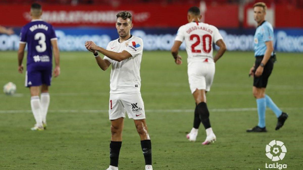 Análisis arbitral | Sevilla FC 1-1 Real Valladolid