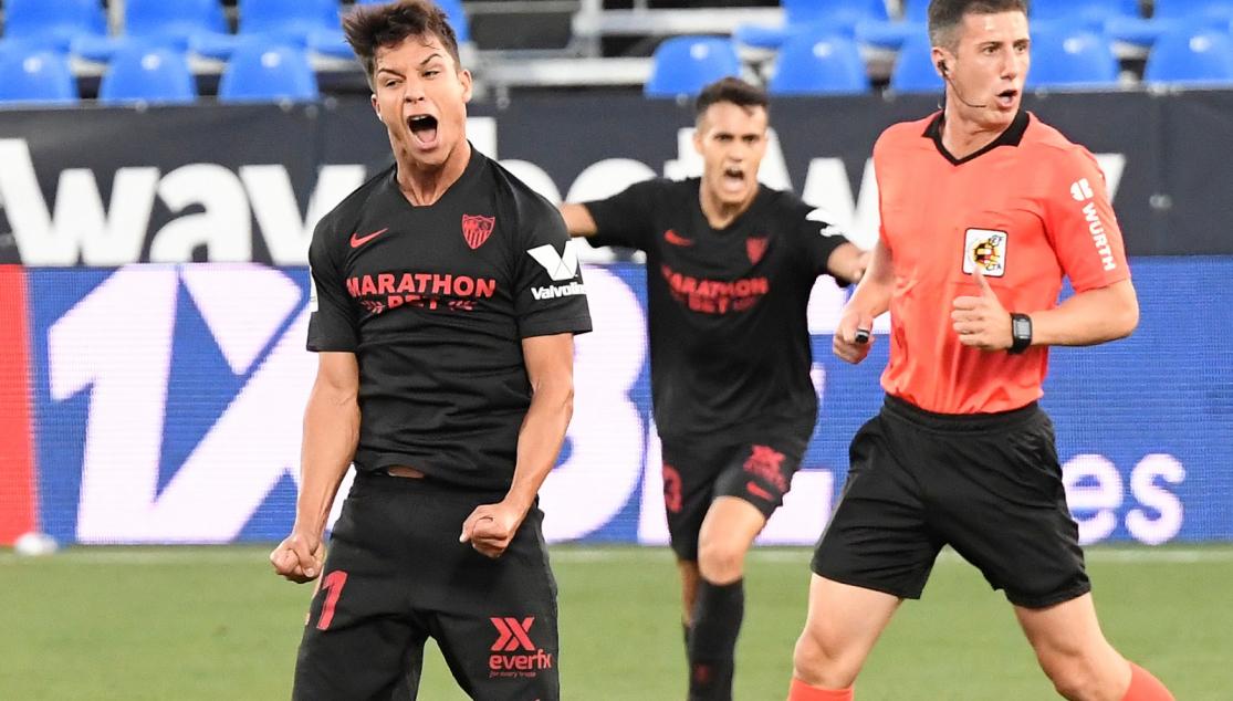 1×1 | CD Leganés – Sevilla FC
