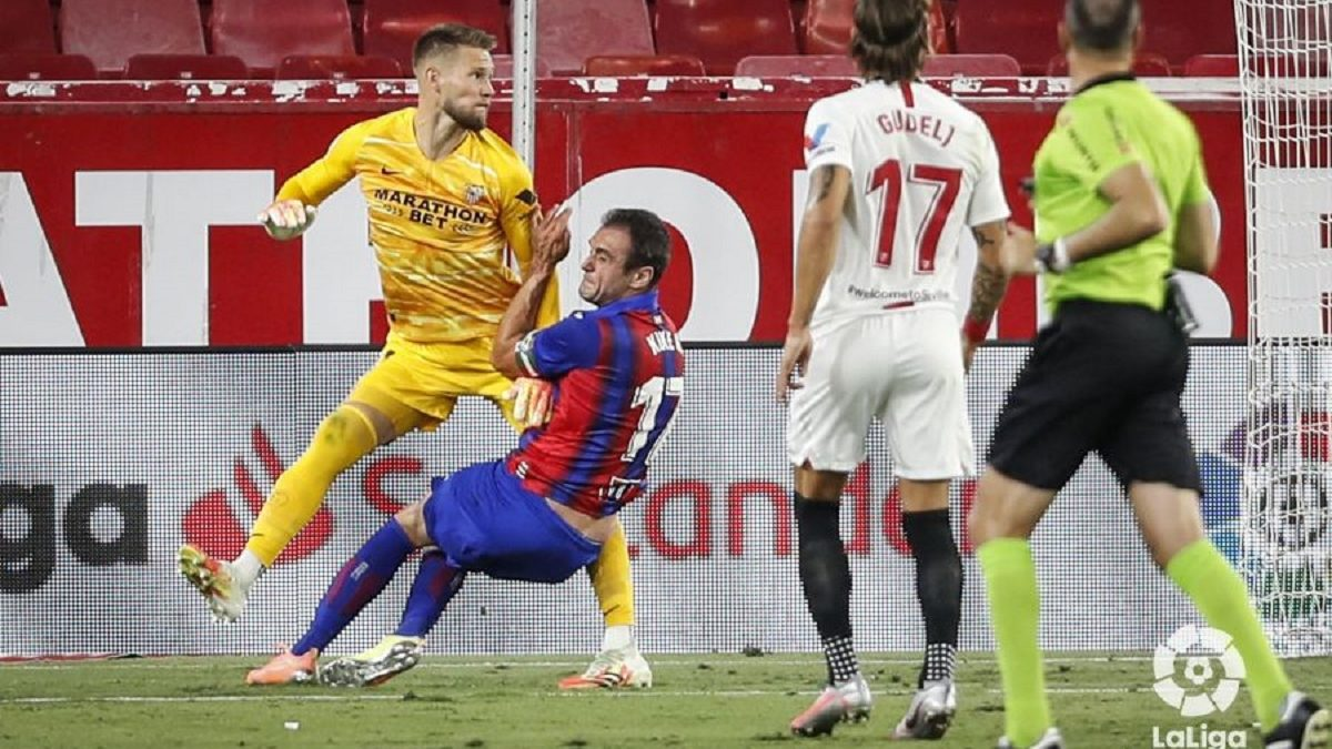 Análisis arbitral | Sevilla FC 1-0 SD Eibar