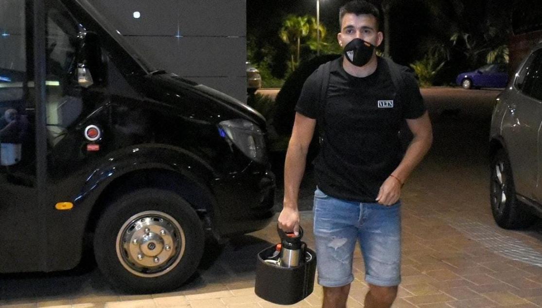 Marcos Acuña nuevo fichaje nervionense