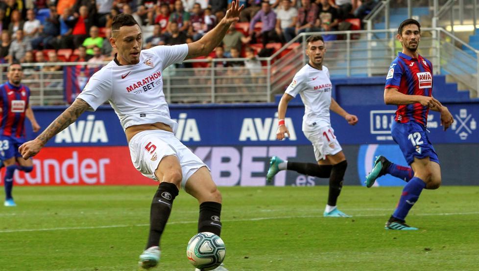 Sevilla FC | Los datos vs SD Eibar.