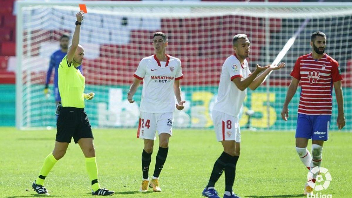 Análisis arbitral | Granada CF 1-0 Sevilla FC