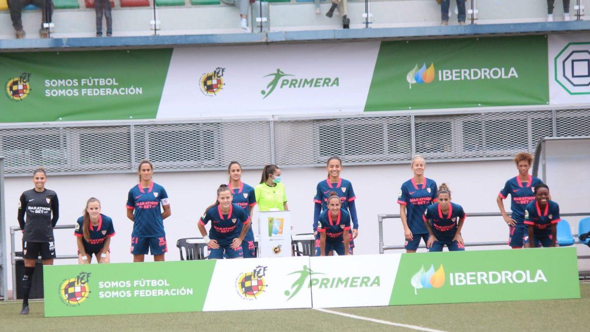 Crónica l CD Santa Teresa – Sevilla FC