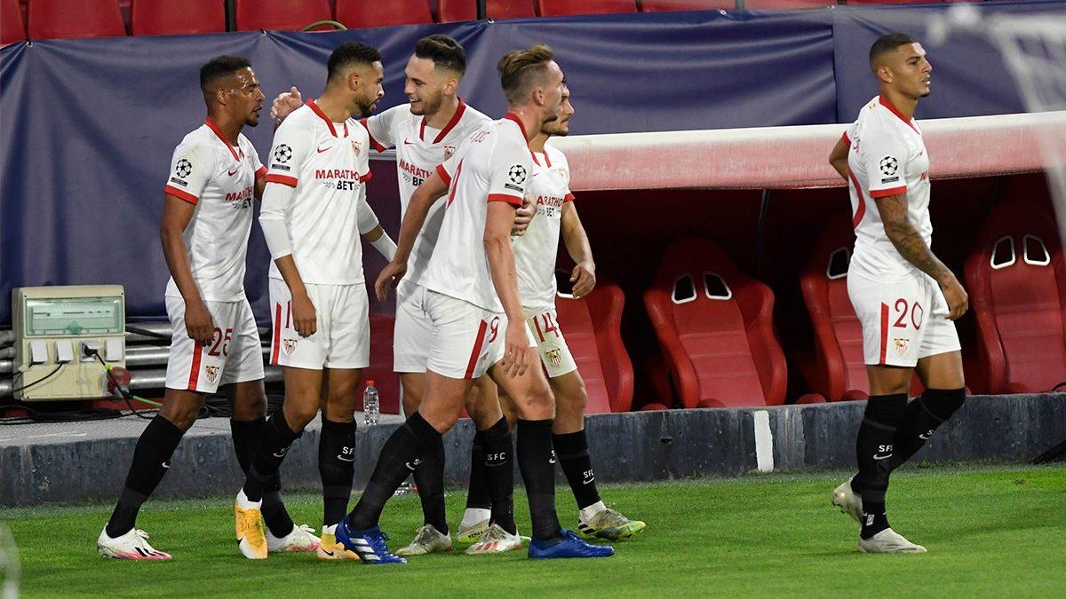 1×1 || Sevilla FC – FC Krasnodar
