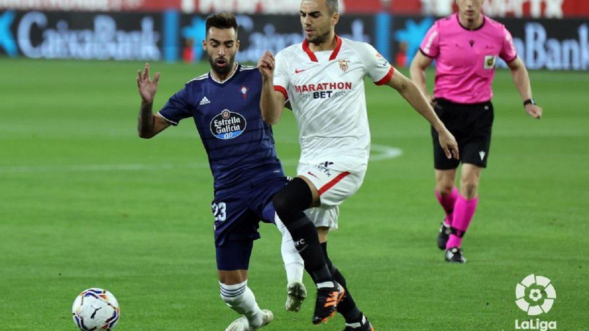 Análisis arbitral | Sevilla FC 4-2 RC Celta