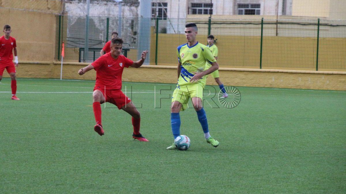 Crónica | CD Polillas Ceuta 0 – 2 Sevilla FC