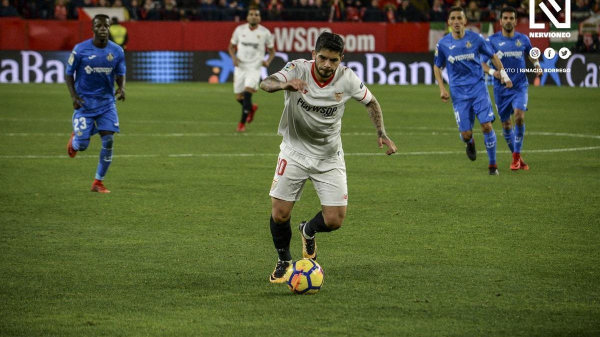 Sevilla FC | Los datos vs Getafe.