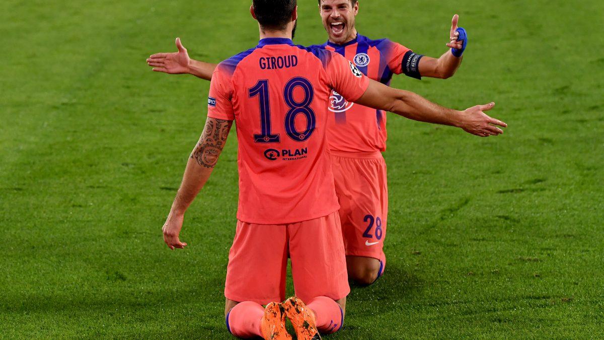Crónica   Sevilla FC 0 – 4 Chelsea FC
