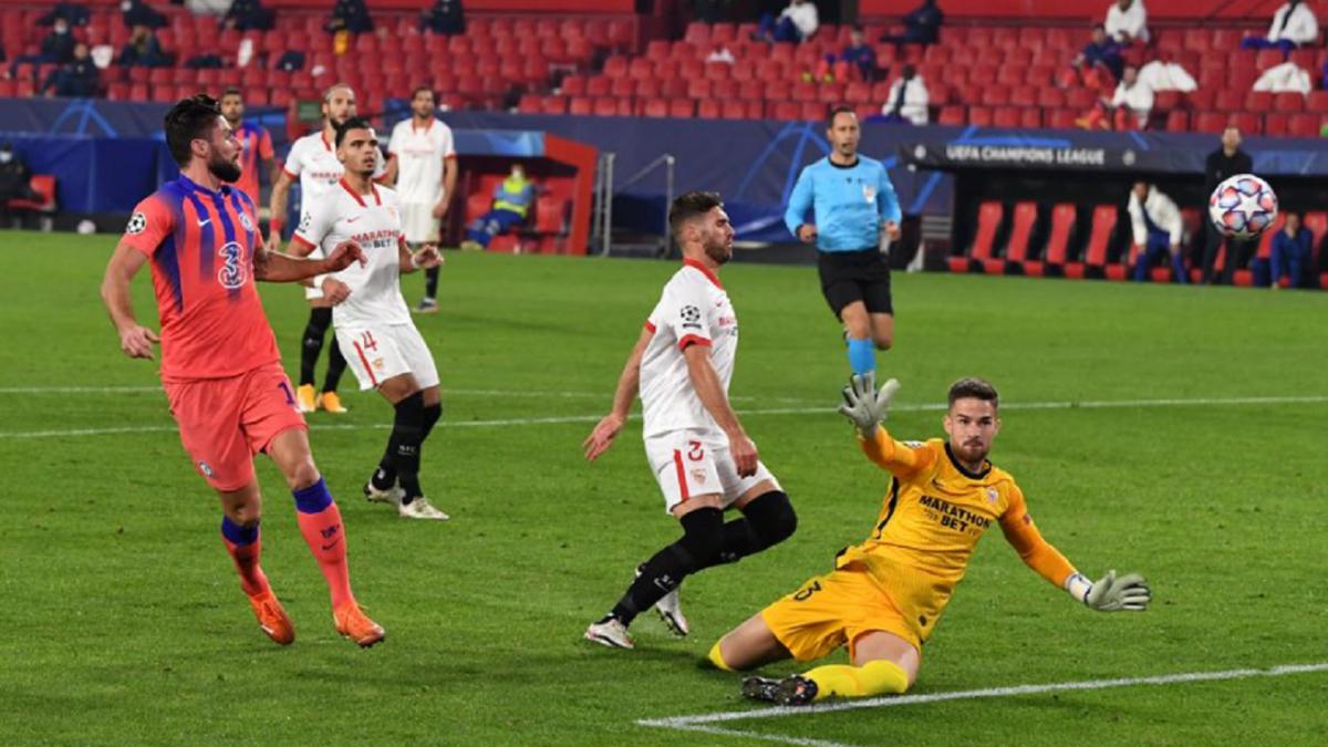 Análisis arbitral   Sevilla FC 0-4 Chelsea FC