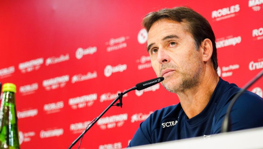J. Lopetegui: «Tenemos que dar respuesta a la exigencia que nos va a proponer el Real Madrid»
