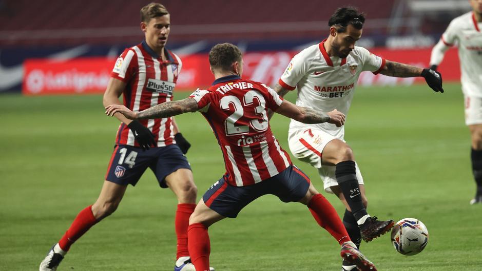 1×1 || Atlético de Madrid – Sevilla F.C.