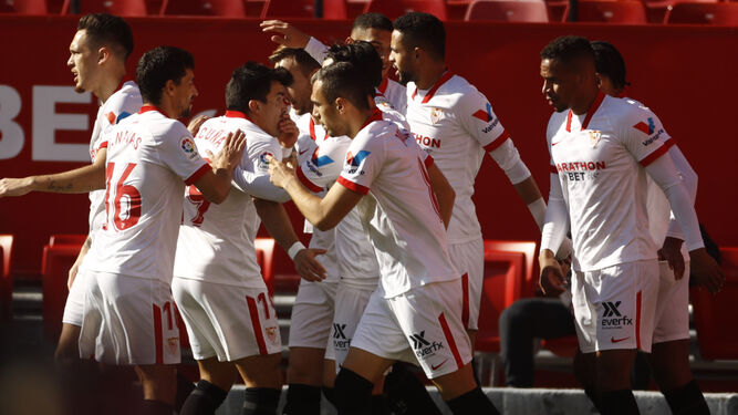 1×1    Sevilla F.C. – Real Sociedad