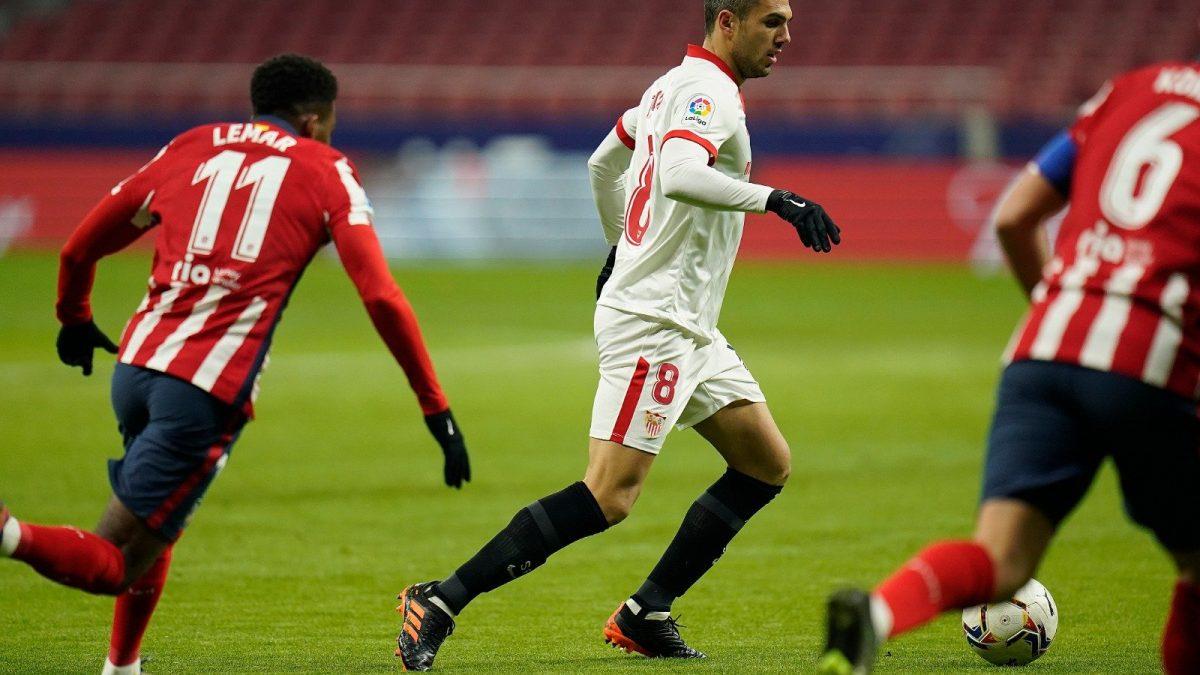 Crónica | Atlético de Madrid 2-0 Sevilla FC | Atrapados en una telaraña
