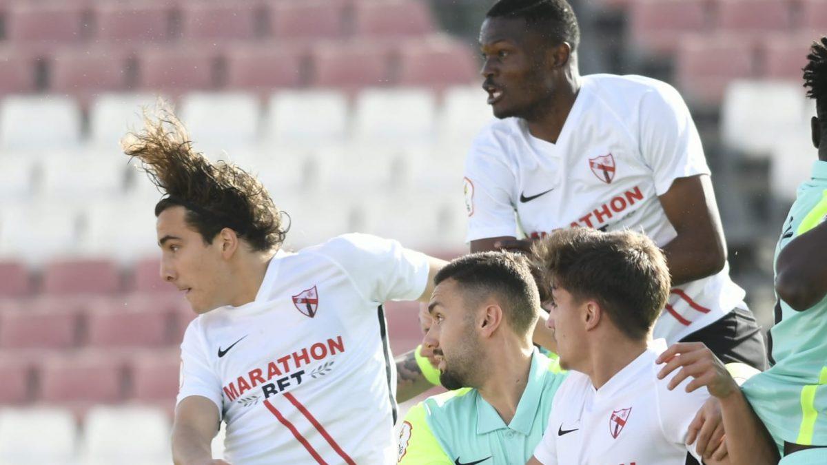 Crónica   Sevilla Atlético 2-0 Club Recreativo Granada