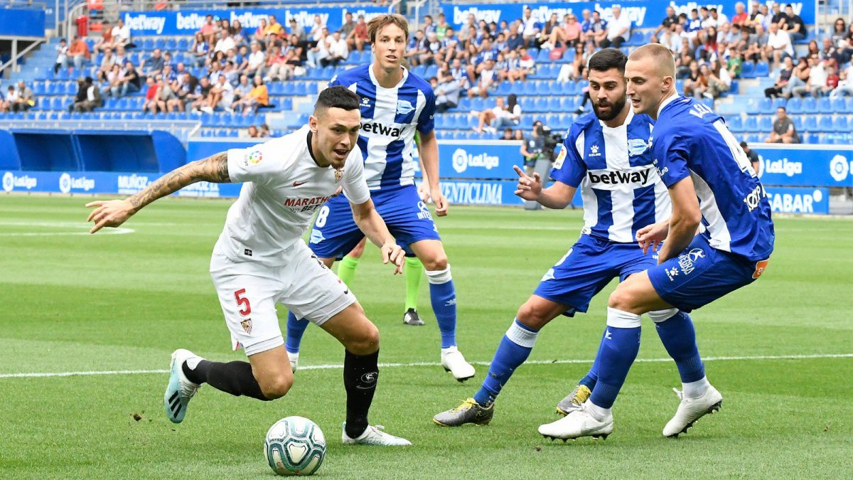 Sevilla FC | Los datos vs Alavés.