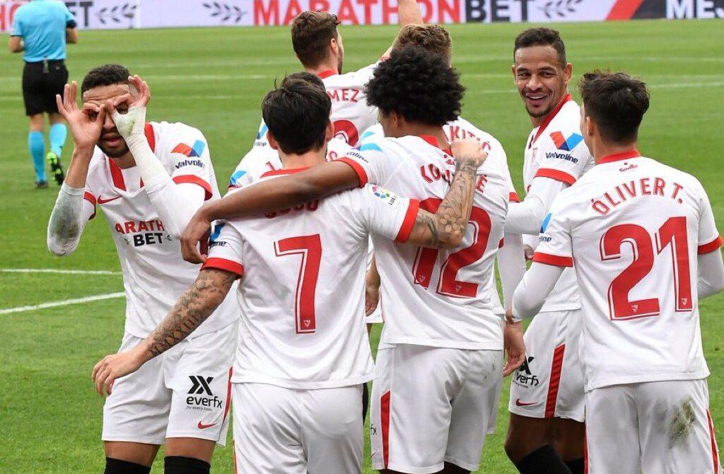 1X1    Sevilla F.C. – Cádiz C.F.