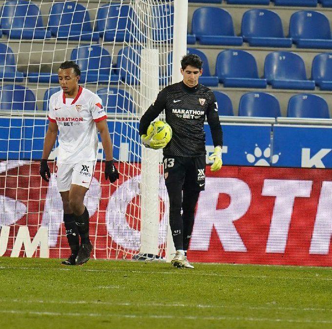 Crónica | Alavés 1-2 Sevilla FC