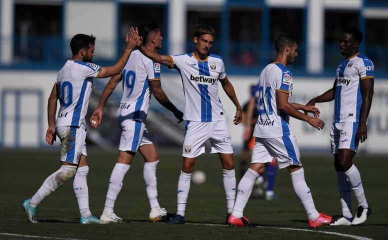 Análisis   El rival: CD Leganés
