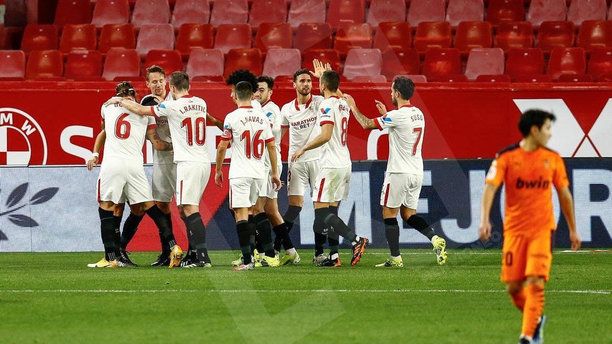 Crónica   Sevilla FC 3-0 Valencia CF