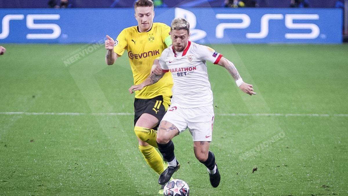 Análisis arbitral | Sevilla FC 2-3 Borussia Dortmund