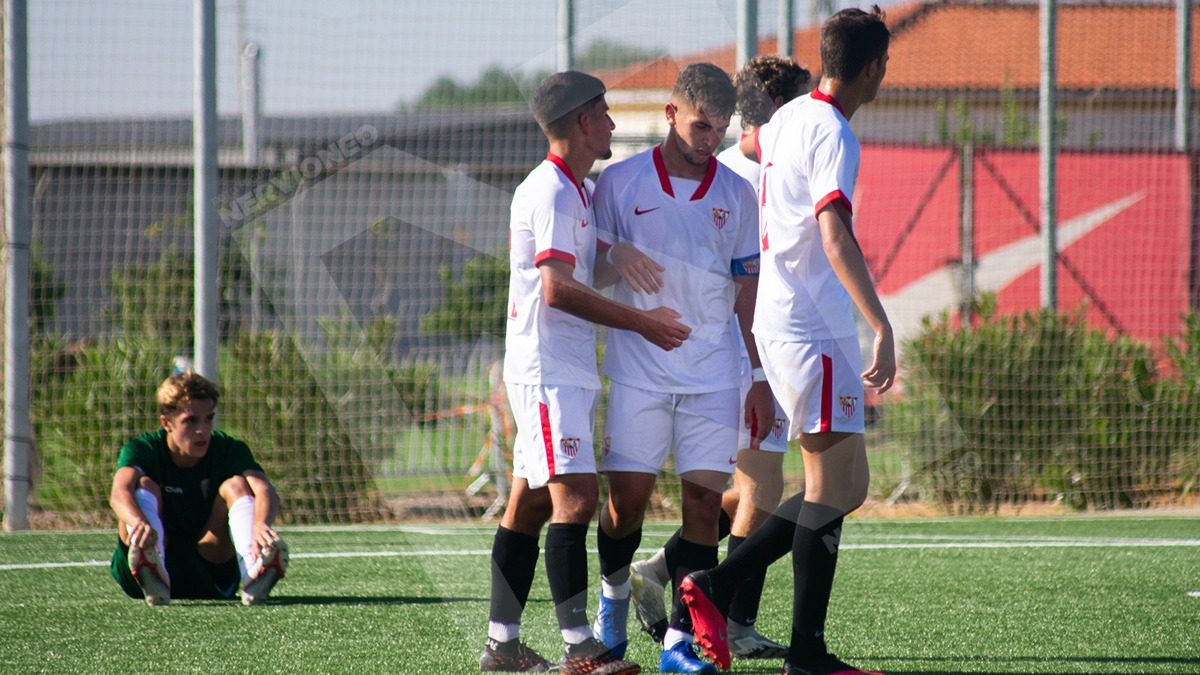 Crónica | Sevilla FC 3 – 0 CD Polillas Ceuta