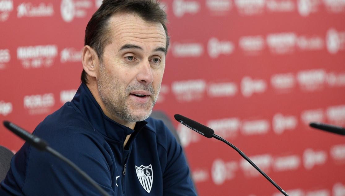 """RDP   J. Lopetegui: """"El Almería es el mejor equipo de su categoría"""""""