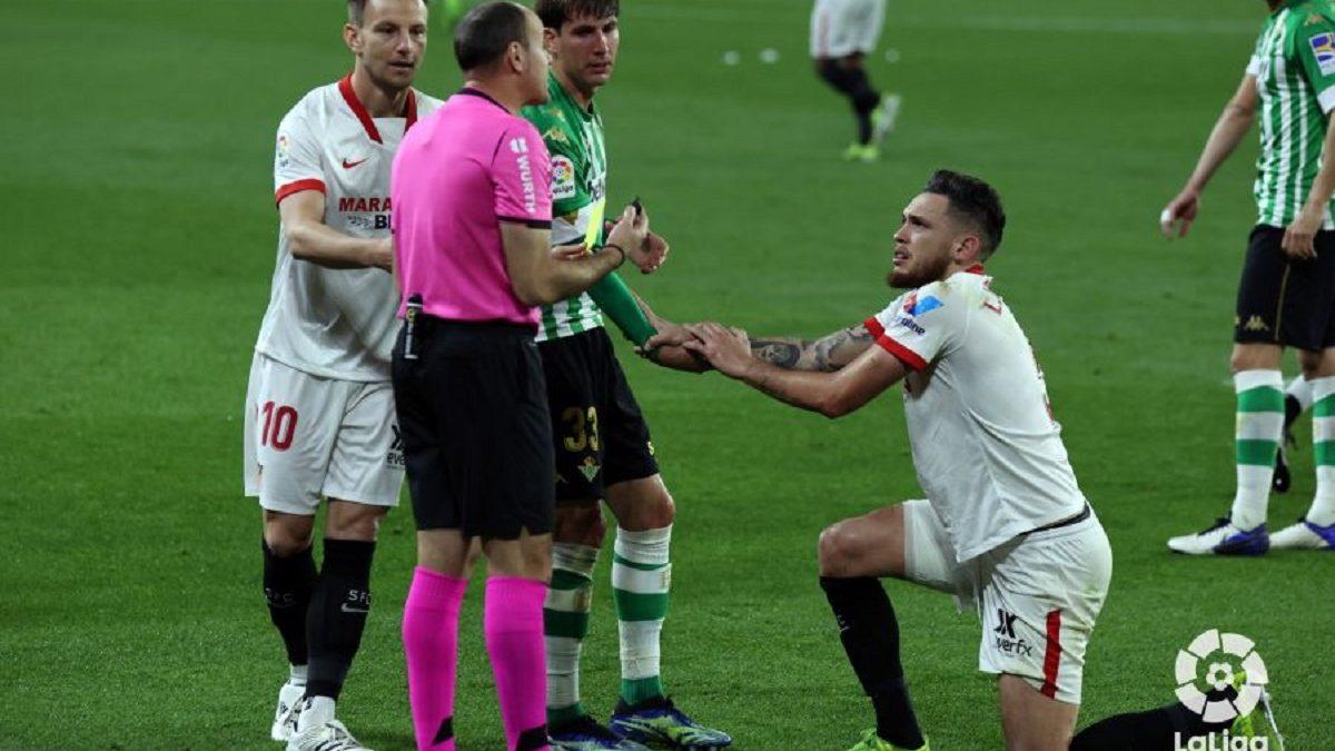 Análisis arbitral | Sevilla FC 1-0 Real Betis