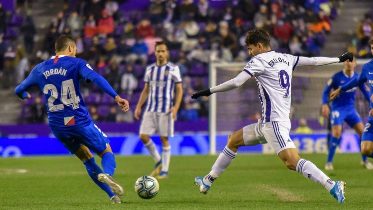 Sevilla FC   Los datos vs Real Valladolid.