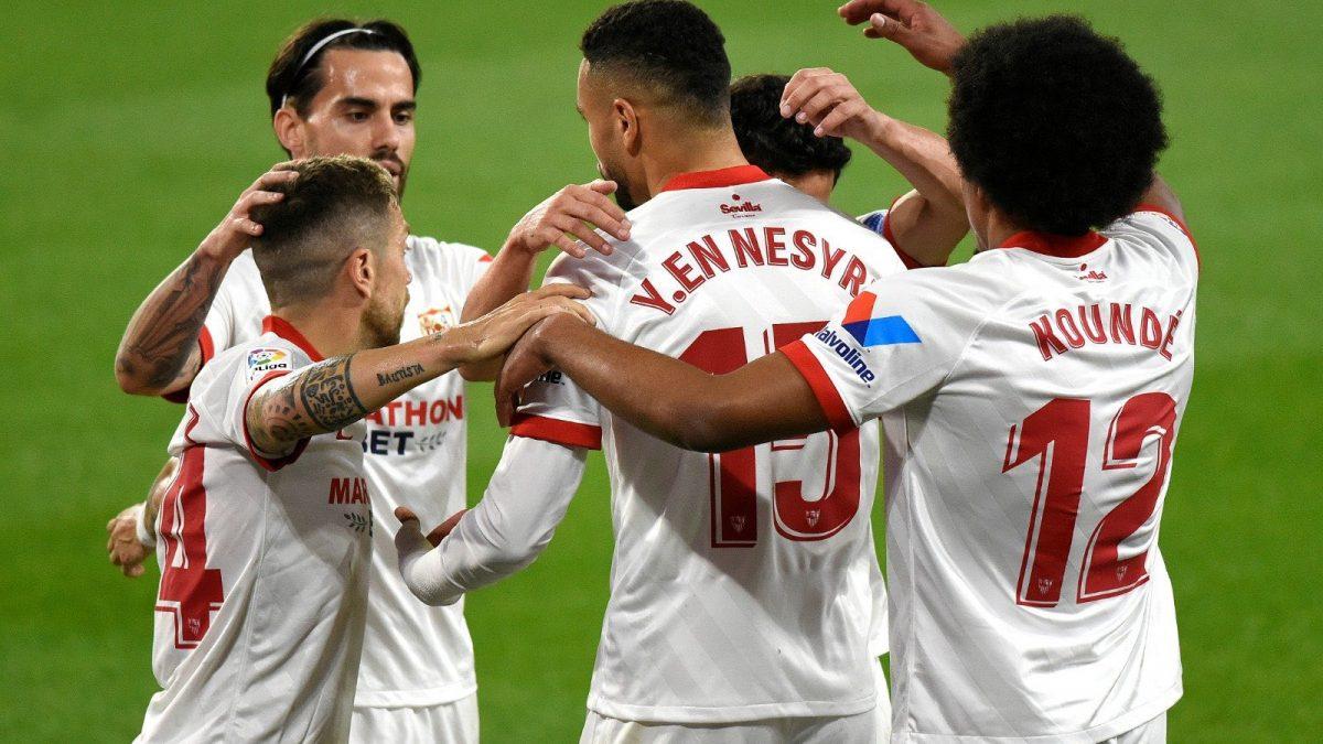 1×1   Sevilla F.C. – Real Betis Balompié