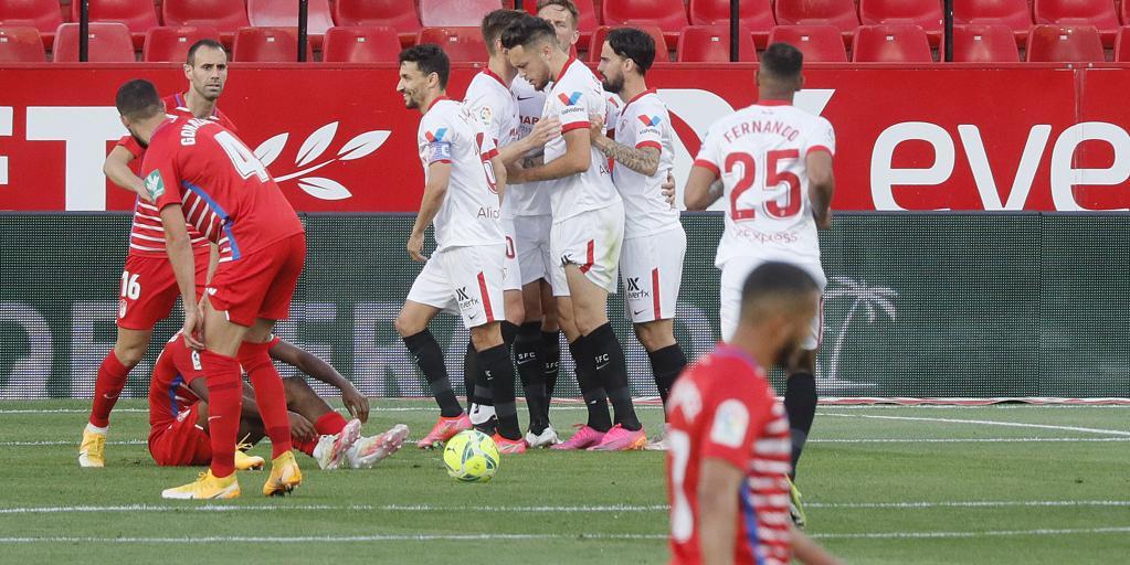 1×1   Sevilla FC – Granada CF