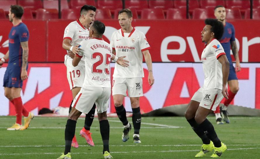 1×1 | Sevilla F.C. – Atlético de Madrid