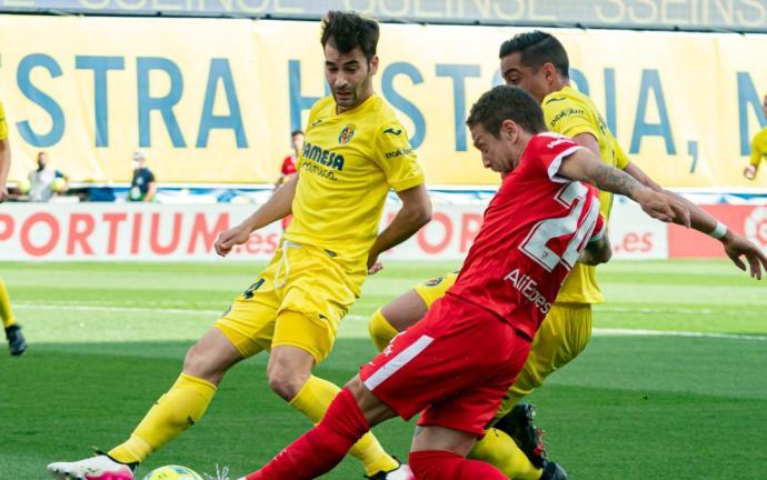 1×1   Villarreal C.F. – Sevilla F.C.