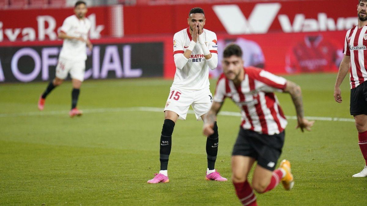 Crónica | Sevilla FC 0-1 Athletic Club | Hincó la rodilla
