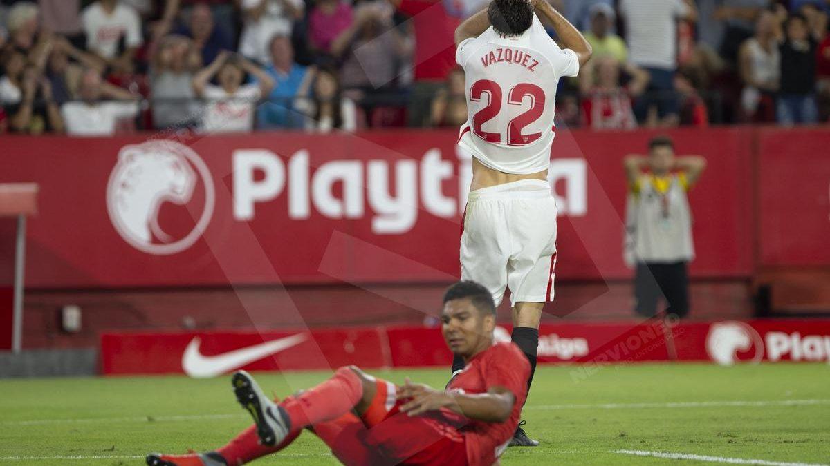 Sevilla FC   Los datos vs Real Madrid.