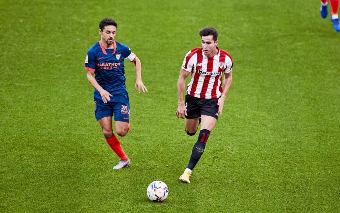 Sevilla FC | Los datos vs Athletic Club.