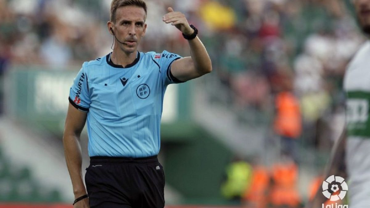 Análisis arbitral | Elche CF 1-1 Sevilla FC
