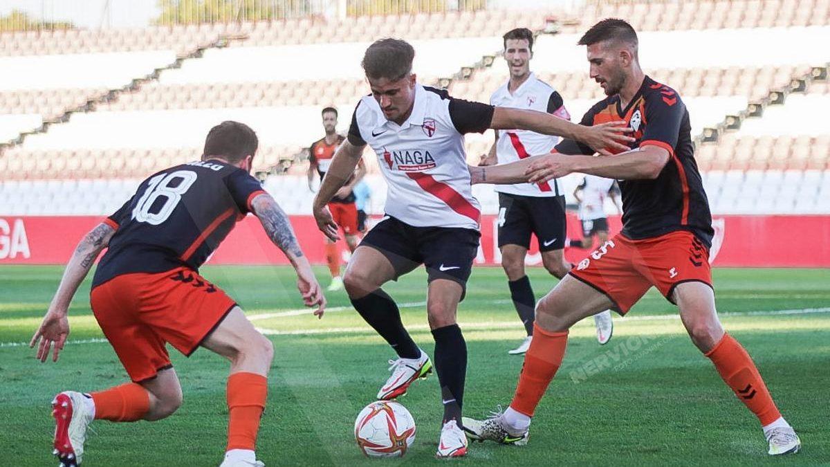 Crónica   Sevilla Atlético 0-0 CE Sabadell FC