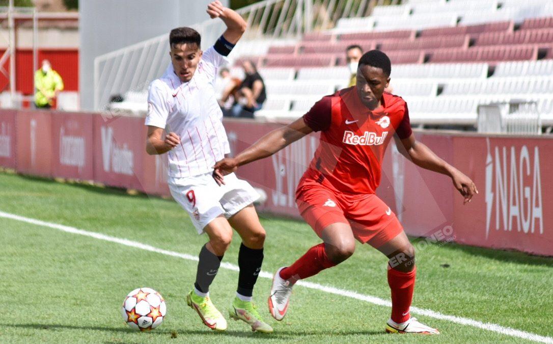 Crónica | Sevilla FC Juvenil 'A' 2 – 0 RB Salzburgo u-19