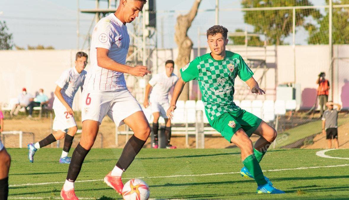 Crónica   Castilleja CF 0 – 1 Sevilla FC Juvenil 'A'